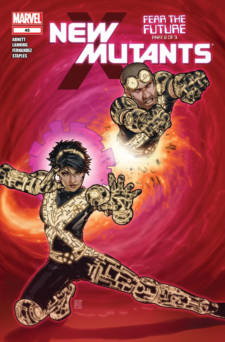 New Mutants (2009) #45