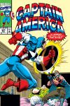 Captain America (1968) #421 Cover