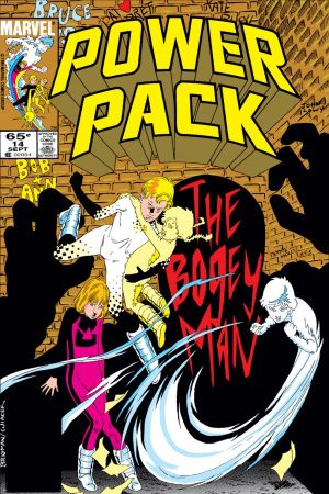 Power Pack (1984) #14