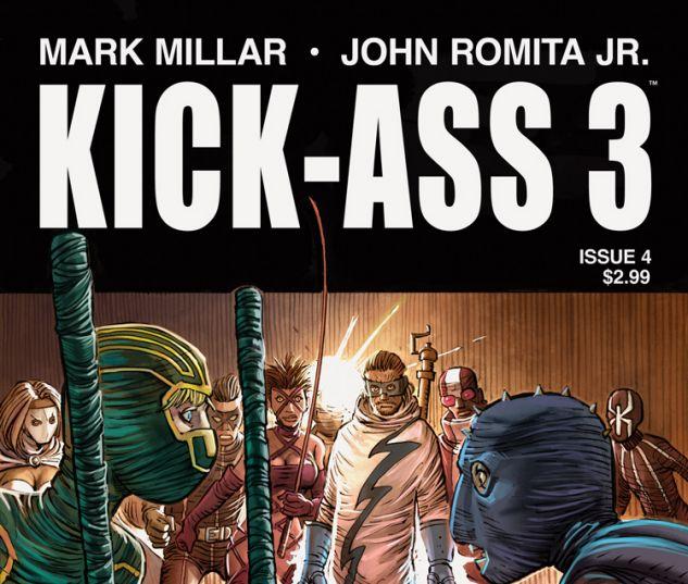 KICK-ASS 3 4