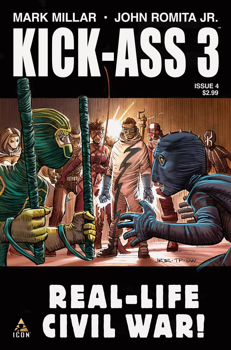 Kick-Ass 3 (2013) #4
