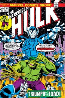 Incredible Hulk #191