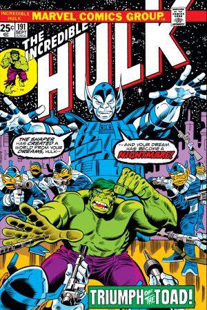 Incredible Hulk (1962) #191