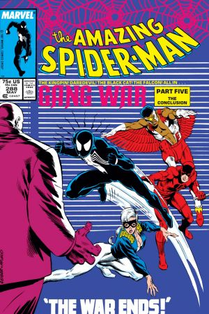 The Amazing Spider-Man (1963) #288