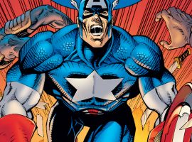 Follow the History of Captain America Pt. 27