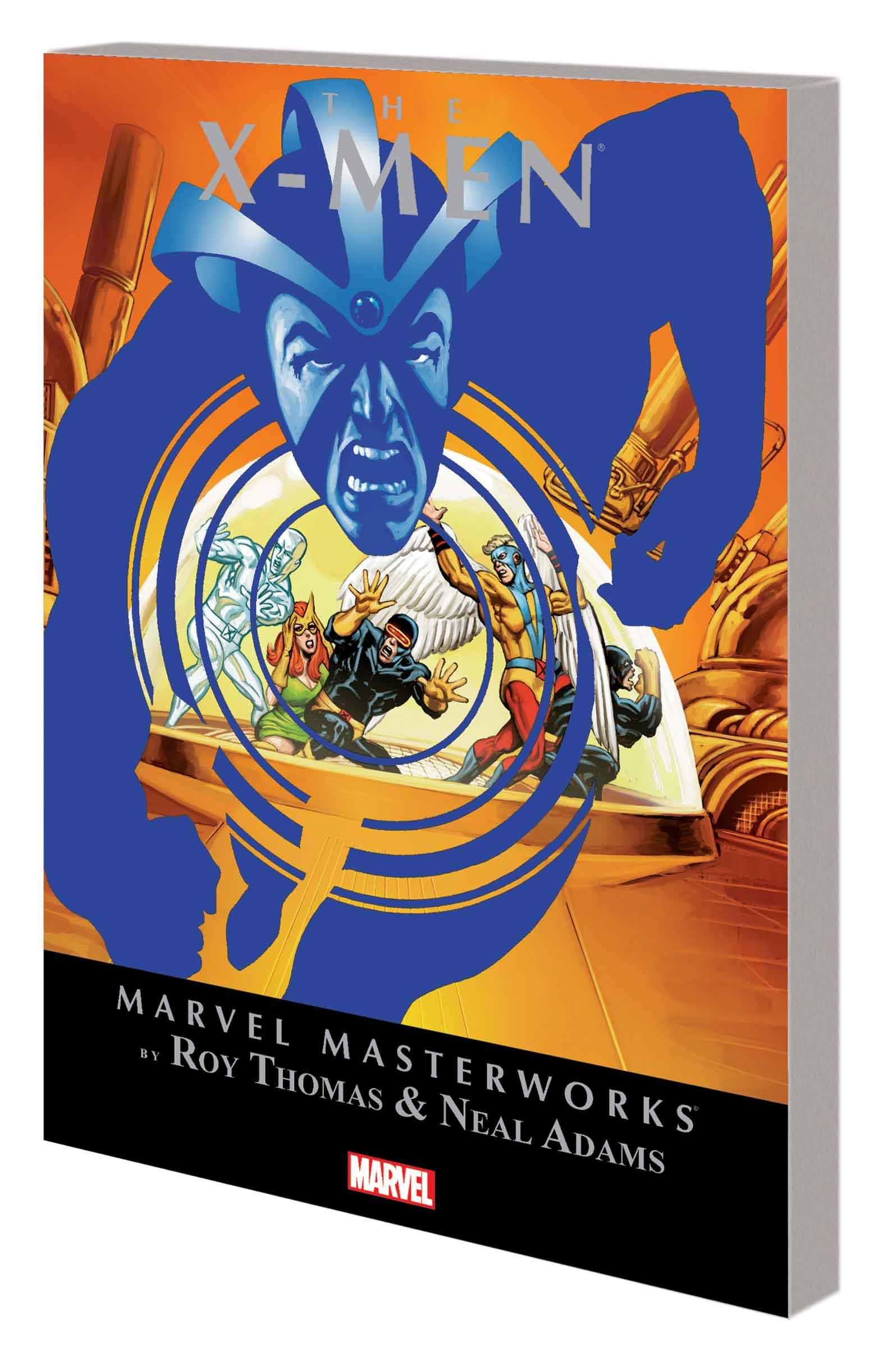 Marvel Masterworks: The X-Men (Trade Paperback)