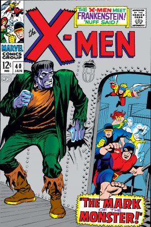 Uncanny X-Men #40