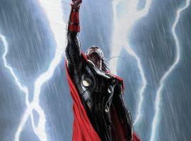 Thor: The Dark World metallic variant