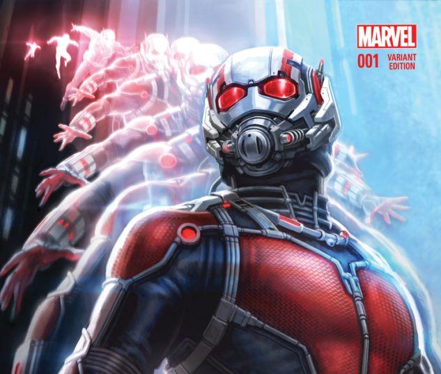 Ant-Man #1 Marvel 2015
