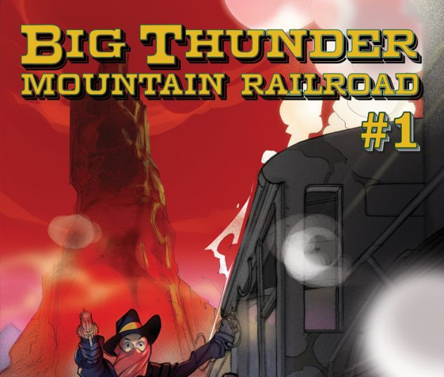 BIG THUNDER MOUNTAIN RAILROAD 1 (WITH DIGITAL CODE)