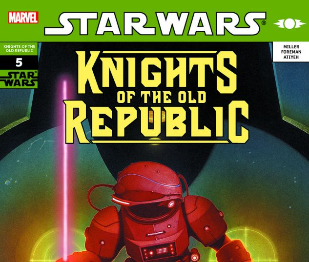 Star Wars: Knights Of The Old Republic (2006) #5