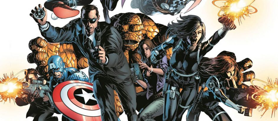marvel comics s.h.i.e.l.d