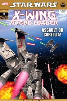 Star Wars: X-Wing Rogue Leader #2