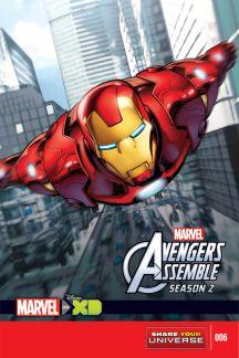 Marvel Universe Avengers Assemble Season Two (2014) #6