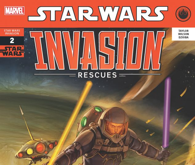 Star Wars: Invasion - Rescues (2010) #2