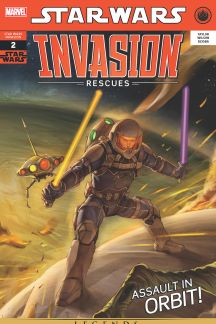 Star Wars: Invasion - Rescues #2