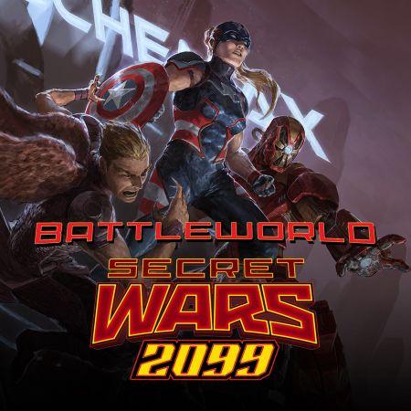 Secret Wars 2099 (2015)