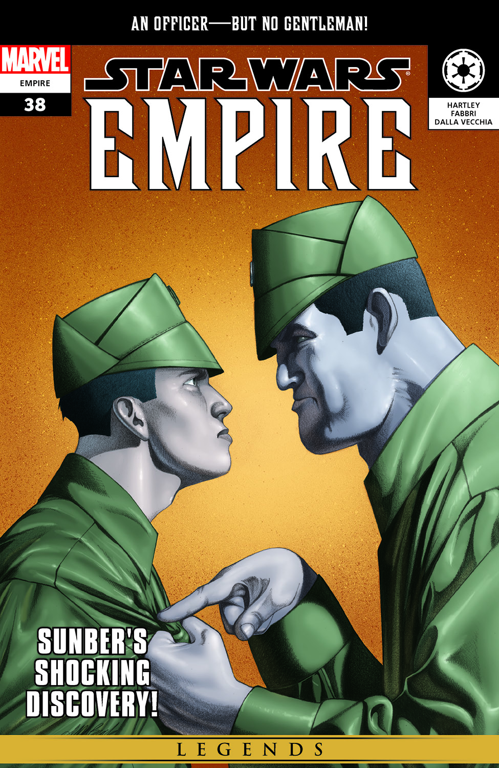 Star Wars: Empire (2002) #38
