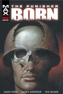 Punisher: Born (Trade Paperback)