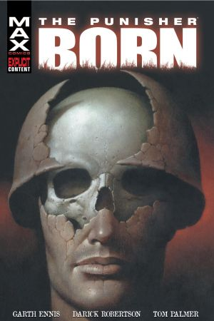 PUNISHER: BORN TPB (Trade Paperback)
