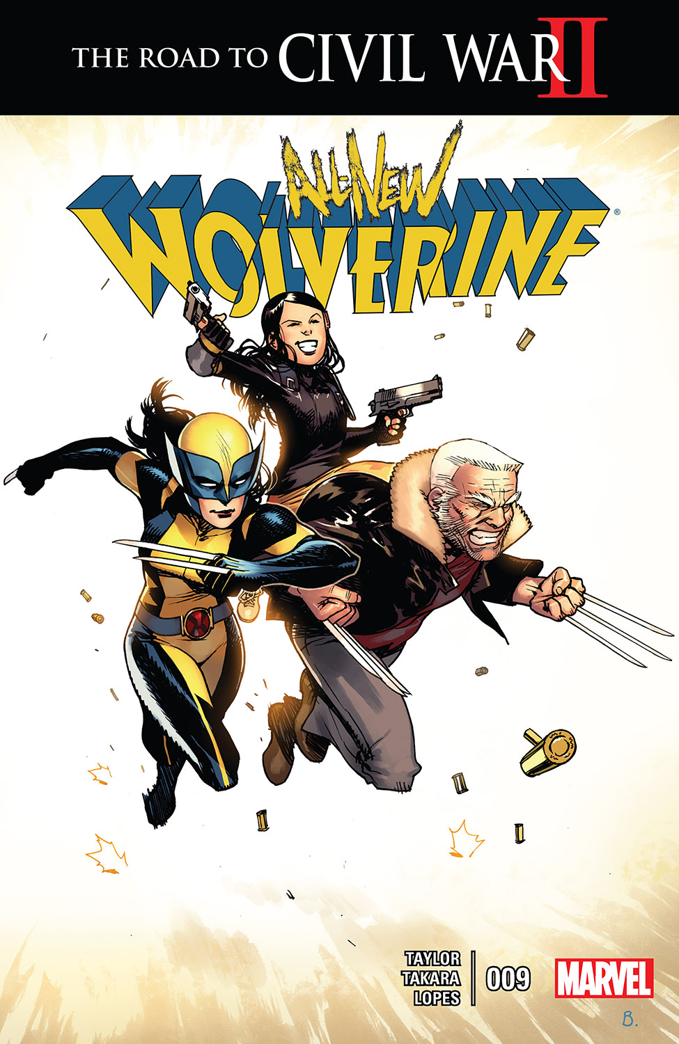 All-New Wolverine (2015) #9