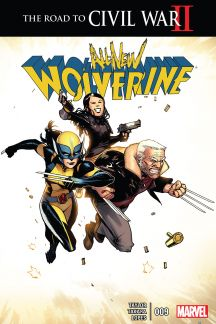 All-New Wolverine #9