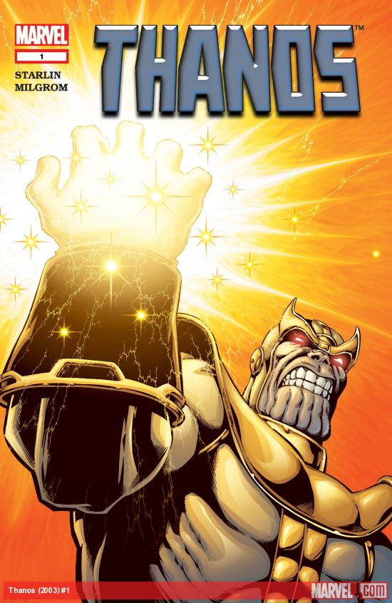 Thanos Vol. 4: Epiphany (Trade Paperback)