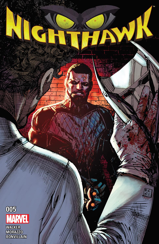 Nighthawk (2016) #5