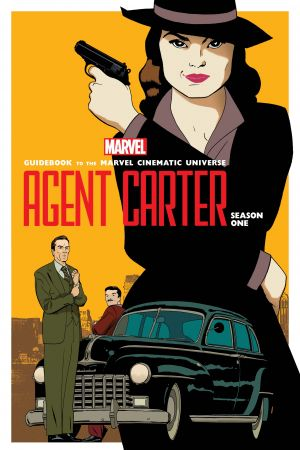 Agent carter comic book series