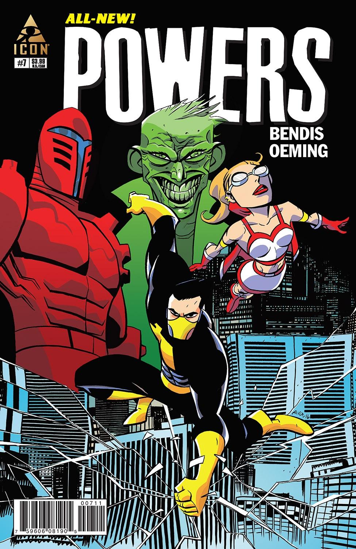 Powers (2015) #7