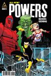 cover from Powers (2015) #7