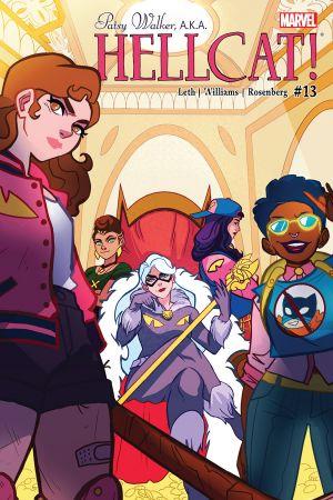 Patsy Walker, a.K.a. Hellcat! (2015) #13