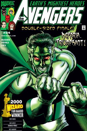 Avengers (1998) #34