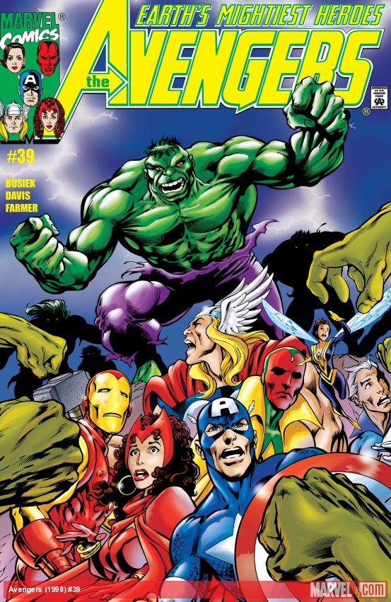 Avengers (1998) #39
