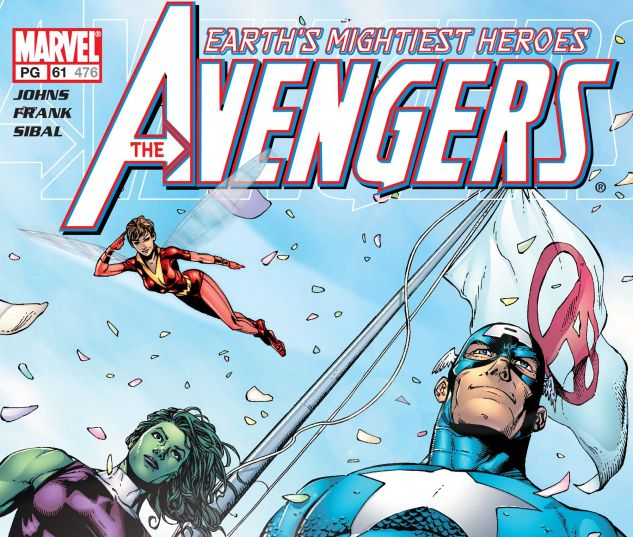 Avengers (1998) #61