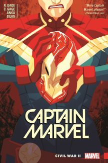 Captain Marvel Vol. 2: Civil War II (Trade Paperback)