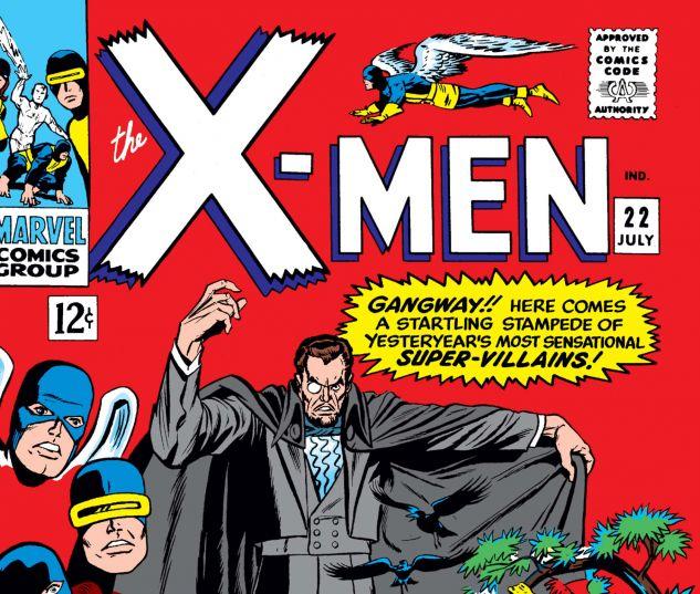 Uncanny X-Men (1963) #22