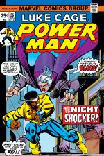 Power Man (1974) #26 cover