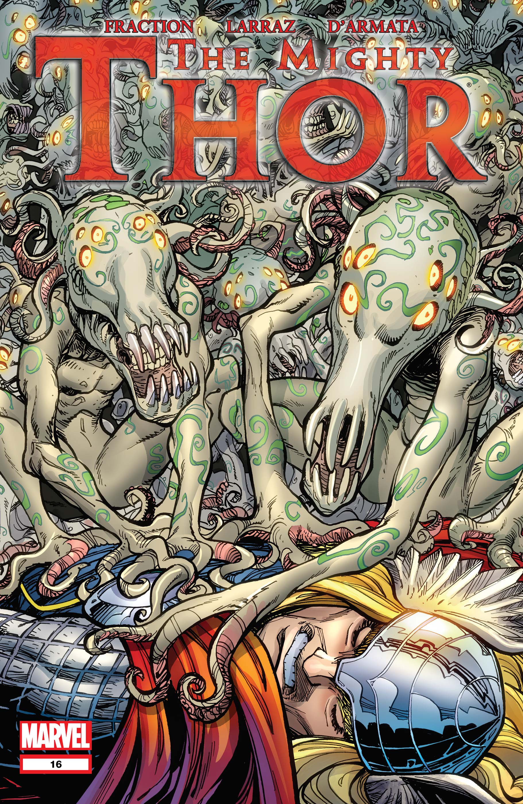The Mighty Thor (2011) #16