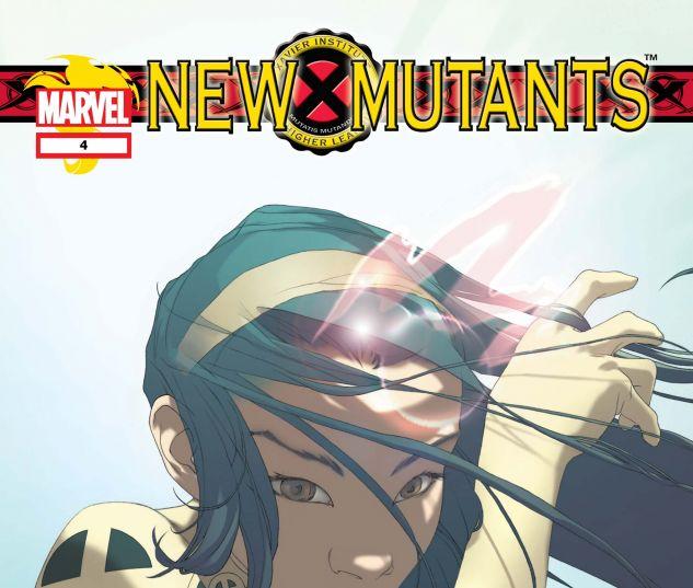 New Mutants (2003) #4
