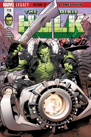 Incredible Hulk (2017) #710