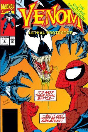 Venom: Lethal Protector (1993) #6