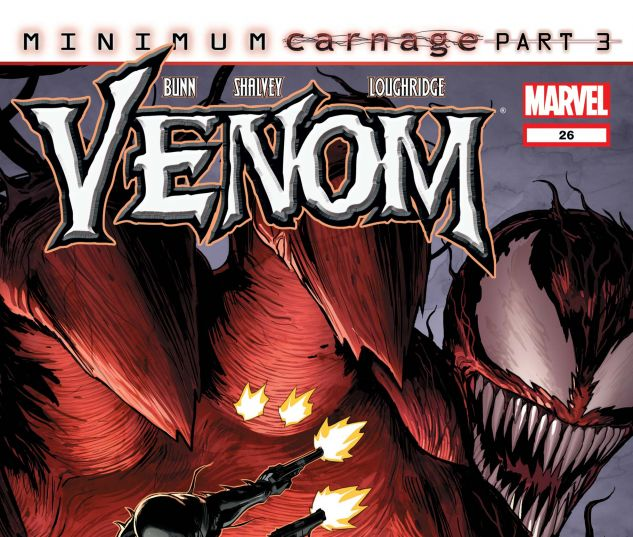 Venom (2011) #26