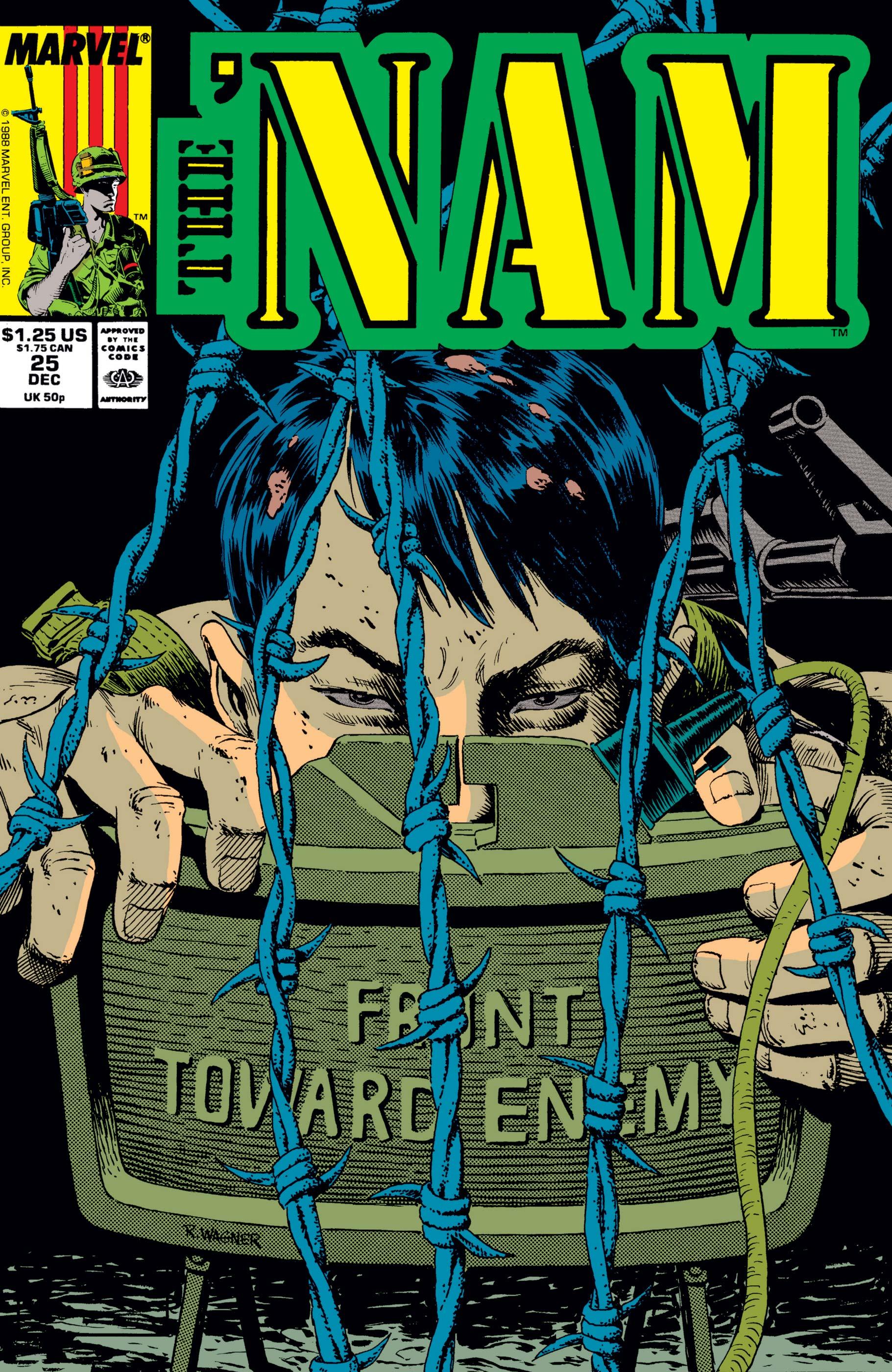 The 'Nam (1986) #25