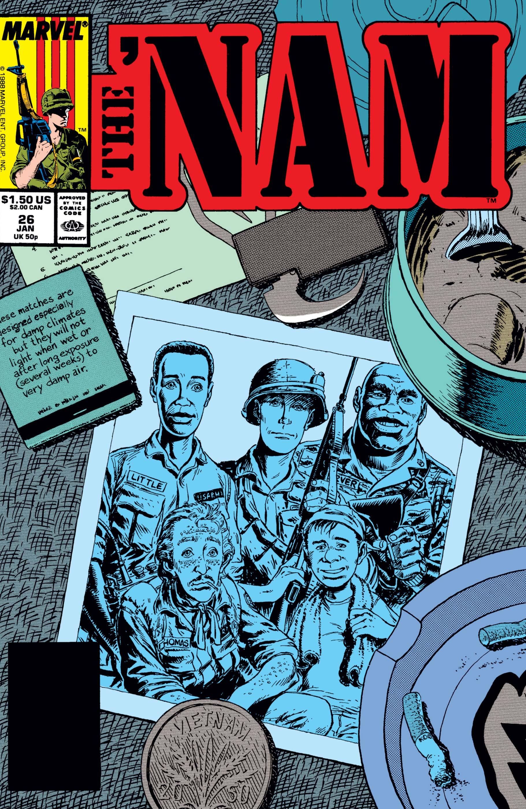 The 'NAM (1986) #26