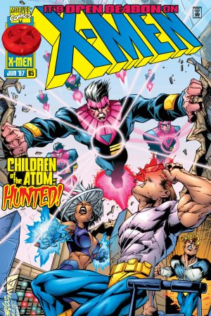 X-Men (1991) #65