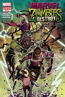 Marvel Zombies Destroy! #5