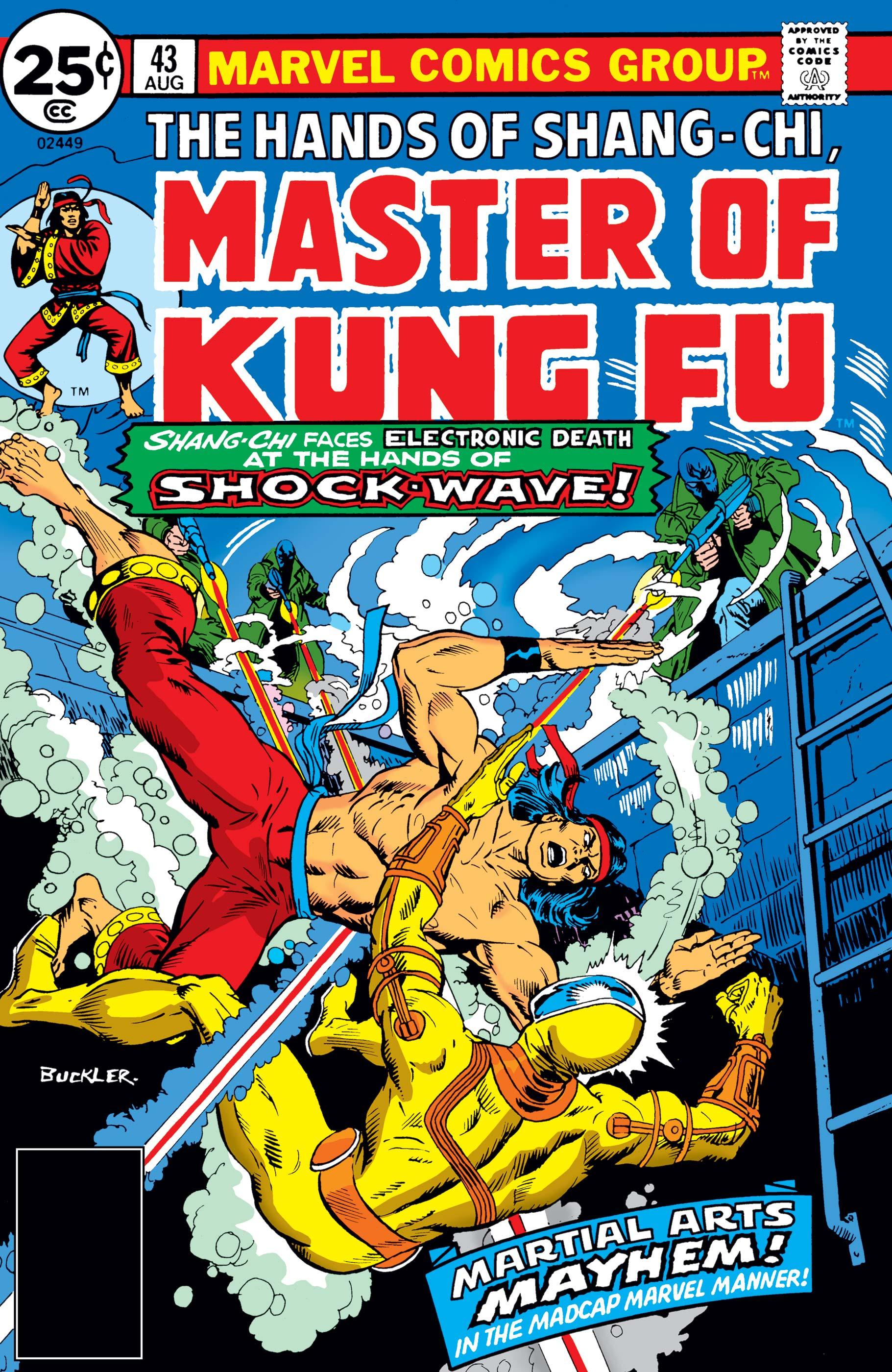 Master of Kung Fu (1974) #43