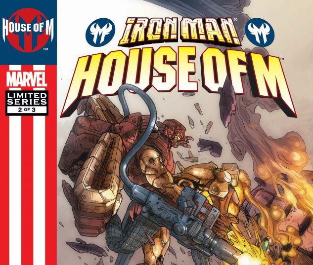 Iron Man: House of M (2005) #2