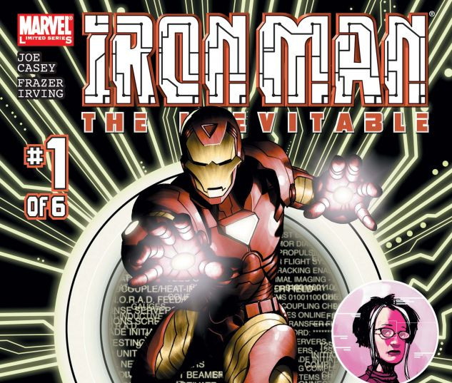 Iron Man: Inevitable (2005) #1